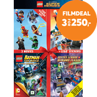 Produktbilde for LEGO DC Comics Super Heroes (DVD)