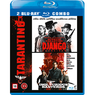 Django Unchained / Inglorious Basterds (BLU-RAY)