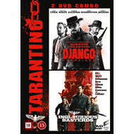 Produktbilde for Django Unchained / Inglorious Basterds (DVD)