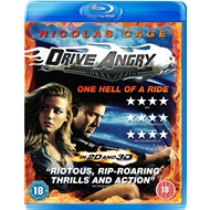 Drive Angry (UK-import) (BLU-RAY)