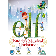 Elf - Buddy's Musical Christmas (UK-import) (DVD)