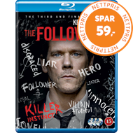 Produktbilde for The Following - Sesong 3 (BLU-RAY)
