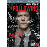 The Following - Sesong 3 (DVD)