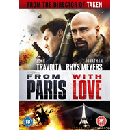 From Paris With Love (UK-import) (DVD)