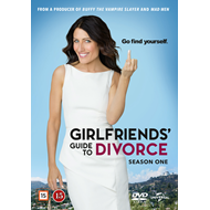 Girlfriends' Guide To Divorce - Sesong 1 (DVD)