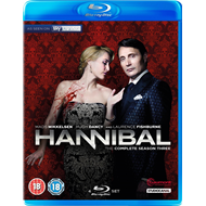 Hannibal - Sesong 3 (UK-import) (BLU-RAY)