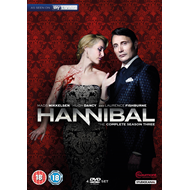 Hannibal - Sesong 3 (UK-import) (DVD)