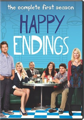 Happy Endings - Sesong 1 (DVD - SONE 1)