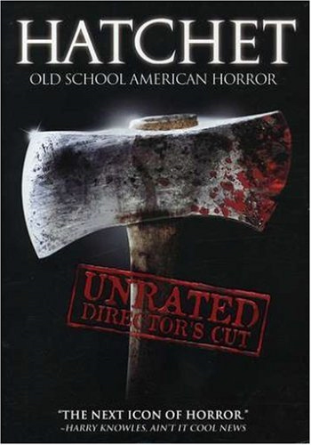 Hatchet (DVD - SONE 1)