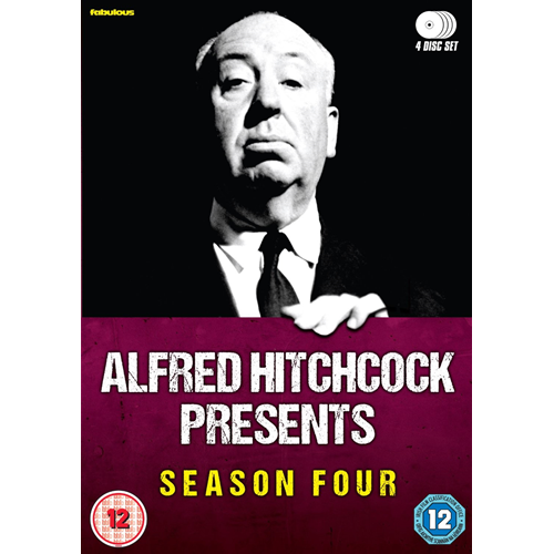 Alfred Hitchcock Presents - Sesong 4 (UK-import) (DVD)