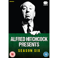 Alfred Hitchcock Presents - Sesong 6 (UK-import) (DVD)