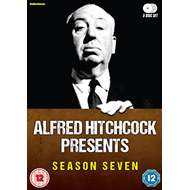 Alfred Hitchcock Presents - Sesong 7 (UK-import) (DVD)