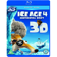Istid 4 - Kontinenter På Avveie (UK-import) (Blu-ray 3D + Blu-ray)