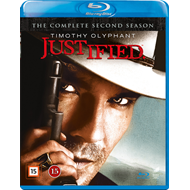 Justified - Sesong 2 (BLU-RAY)