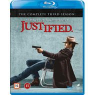 Justified - Sesong 3 (BLU-RAY)