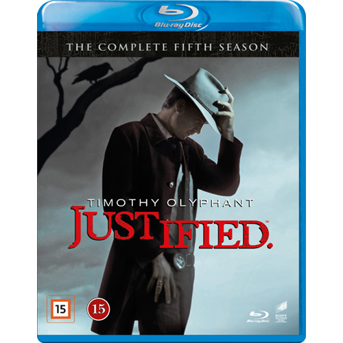 Justified - Sesong 5 (BLU-RAY)