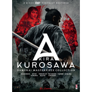 Akira Kurosawa - Samurai Masterpiece Collection (DVD)