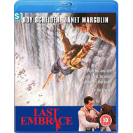 The Last Embrace (UK-import) (BLU-RAY)