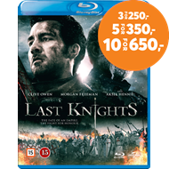 Produktbilde for Last Knights (BLU-RAY)
