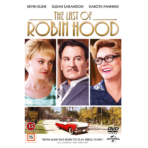 The Last Of Robin Hood (DVD)