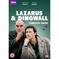 Lazarus and Dingwall - The Complete Series (UK-import) (DVD)