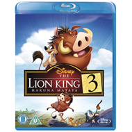 The Lion King 3 - Hakuna Matata (UK-import) (BLU-RAY)