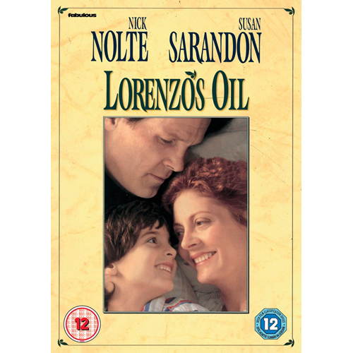 Lorenzo's Oil (UK-import) (DVD)