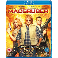MacGruber (UK-import) (BLU-RAY)