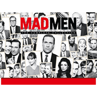 Mad Men - The Complete Series (UK-import) (BLU-RAY)