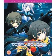 Muv-Luv Alternative: Total Eclipse - Part 2 (Blu-ray) (UK-import) (BLU-RAY)