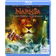 The Chronicles Of Narnia - The Lion, The Witch And The Wardrobe (BLU-RAY)