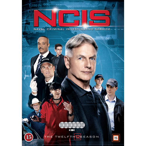 NCIS - Naval Criminal Investigative Service - Sesong 12 (DVD)