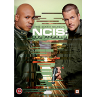 NCIS: Los Angeles - Sesong 6 (DVD)