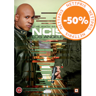 Produktbilde for NCIS: Los Angeles - Sesong 6 (DVD)