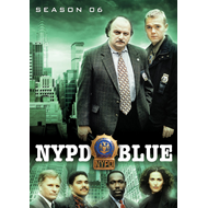NYPD Blue - Sesong 6 (DVD - SONE 1)