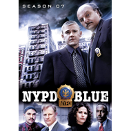 NYPD Blue - Sesong 7 (UK-import) (DVD)