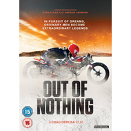 Out Of Nothing (UK-import) (DVD)