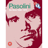 Pasolini - Six Films 1968 - 1975  (UK-import) (BLU-RAY)