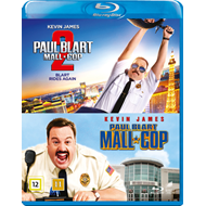 Paul Blart: Mall Cop 1 & 2 (BLU-RAY)