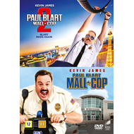 Paul Blart: Mall Cop 1 & 2 (DVD)