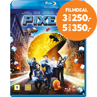 Produktbilde for Pixels (BLU-RAY)
