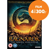 Produktbilde for Gåten Ragnarok - The Viking Apocalypse (m/engelske undertekster) (UK-import) (DVD)