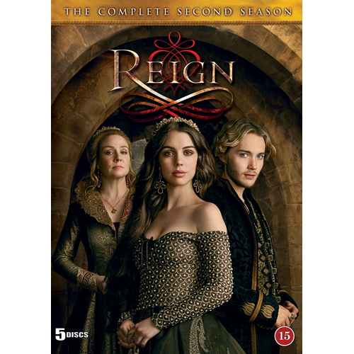 Reign - Sesong 2 (DVD)