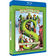 Shrek - The Whole Story (BLU-RAY)