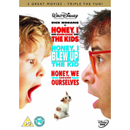 Honey, I Shrunk The Kids / Honey, I Blew Up The Kid / Honey, We Shrunk Ourselves (UK-import)