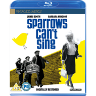 Sparrows Can't Sing (UK-import) (BLU-RAY)