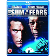 The Sum Of All Fears (UK-import) (BLU-RAY)