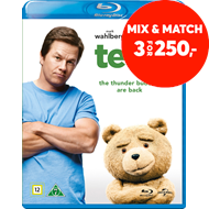 Produktbilde for Ted 2 (BLU-RAY)
