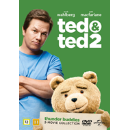 Ted / Ted 2 - Thunder Buddies - 2-Movie Collection (DVD)