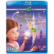 Tinker Bell And The Great Fairy Rescue (UK-import) (BLU-RAY)